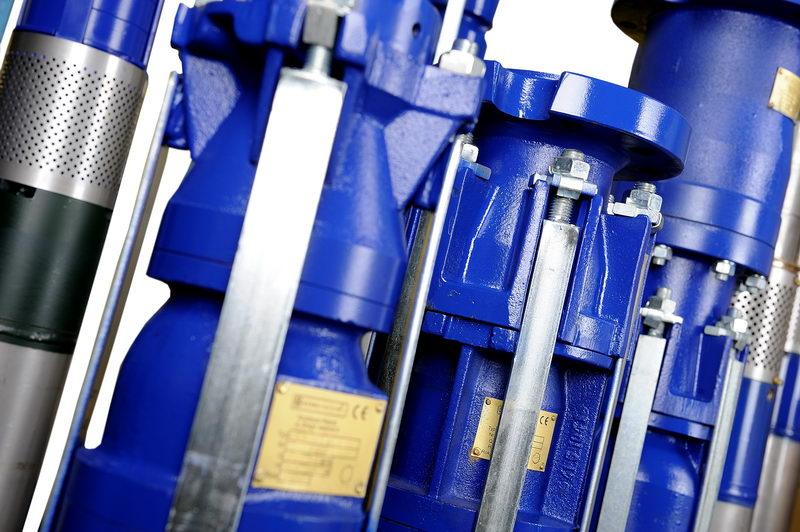 Hydro Vacuum S A Grudziadz Deep Well Pumps Type G