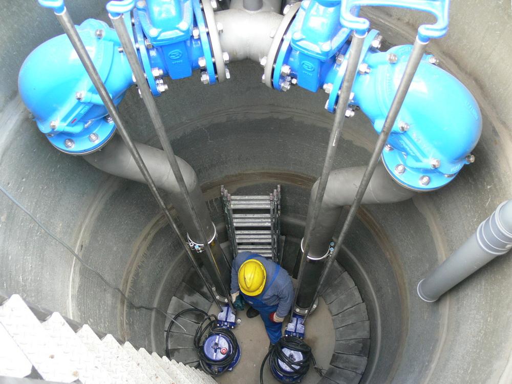 Hydro Vacuum S A Grudziadz Sewage Pumping Stations Type Ps